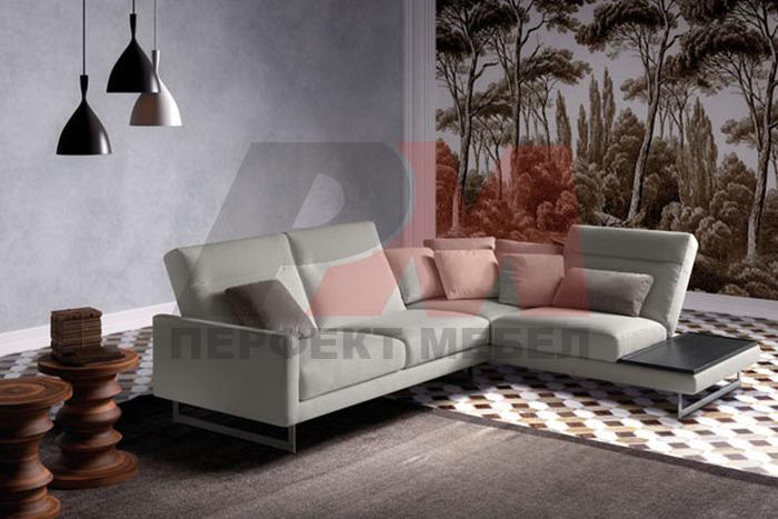 яки луксозни ъглови дивани