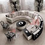 надеждна   п-образна мека мебел