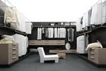 издръжливи гардероби с аксесоари по проект