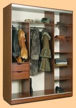 по задание гардероби с аксесоари съвременни