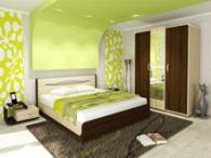 Спален комплект Малибу